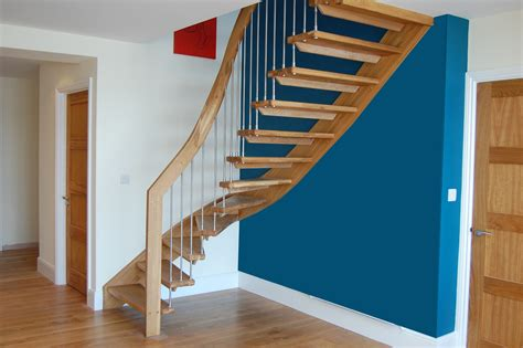 Staircase Ideas Uk Modern Staircase Design Market Harborough Timber Stair Systemstimber Stair Systems
