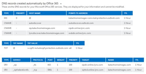 Office 365 Mx Records Configuring Microsoft Office 365 Discountasp Net