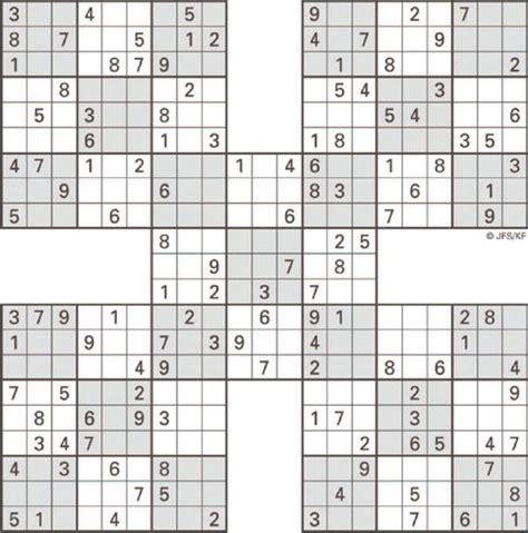printable sudoku high fives sudoku high fives the news press high five pinterest