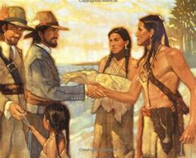 squanto thanksgiving gallery for gt squanto helping the pilgrims