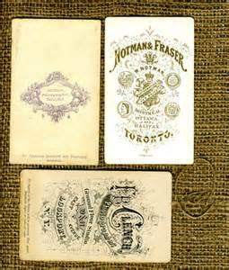 antique business card midnight pine vintage business cards pt 2