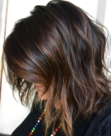 highlights on dark hair 50 17 best ideas about chocolate brown highlights on