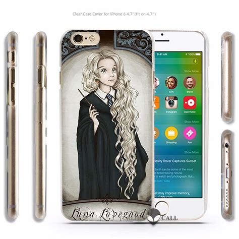 Harry Potter Iphone 5 5s Se 6 Plus 4s Samsung Ipod Htc Sony Cases 6 harry potter magic transparent phone cover coque for apple iphone 4 4s 5 5s se