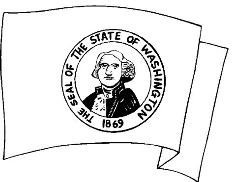 president s day coloring page george washington on the