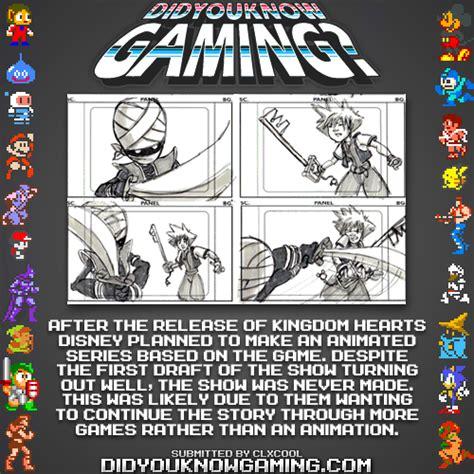did you gaming kingdom hearts