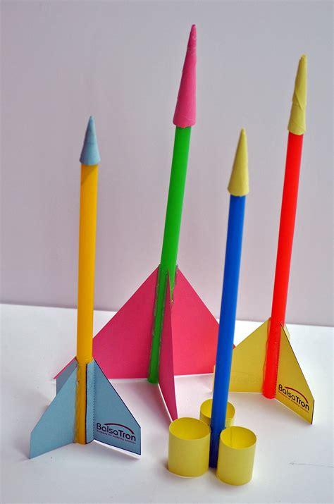 Paper Rockets - paper rocket 500 bulk pack balsatron inc