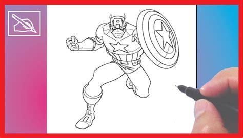 imagenes de criaturas mitologicas para dibujar c 243 mo dibujar al capit 225 n am 233 rica drawing captain america