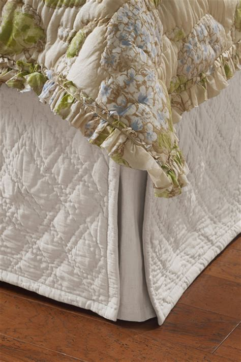 Quilted Bedskirt by Quilted Bedskirt Bedskirts St Louis By Soft