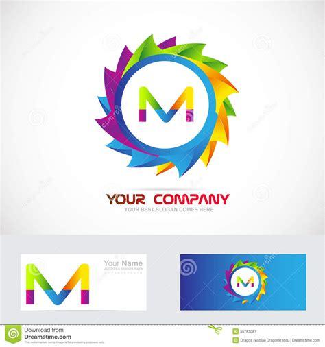 Letter A Colors Logo Vector Illustration Cartoondealer Com 55177436 Vector Company Logo Element Template