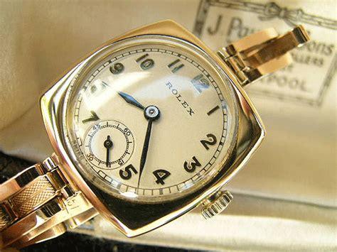 rolex watches vintage