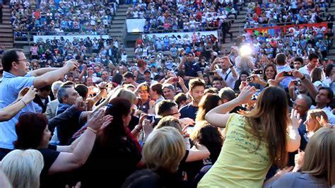ingresso arena di verona apertura concerto di pausini all arena di verona 6