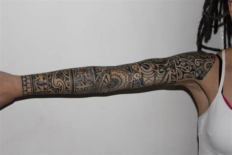 polynesian style tattoo polynesian tattoos designs ideas and meaning tattoos