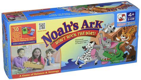 rock the boat noah noah s ark don t rock the boat table top balancing game