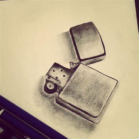 zippo tattoo love cool zippo lighter sketch by instagram fan shakmayahi