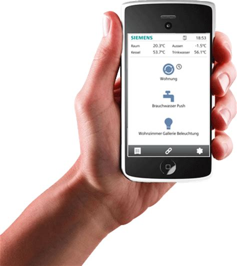 homecontrol for room automation building technologies