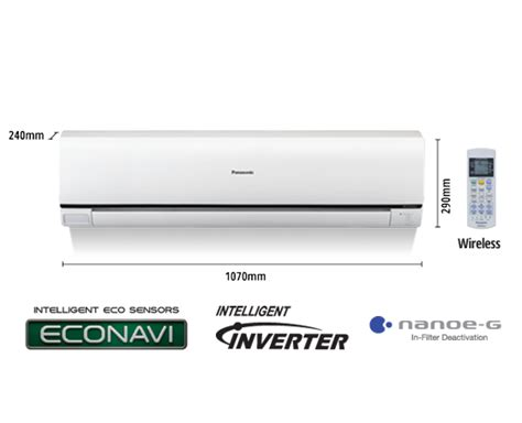 Ac Panasonic Thailand air conditioner price in bangladesh 1 5 ton split type