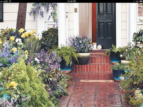 flowers lining walkway to front door landscaping ideas front yard