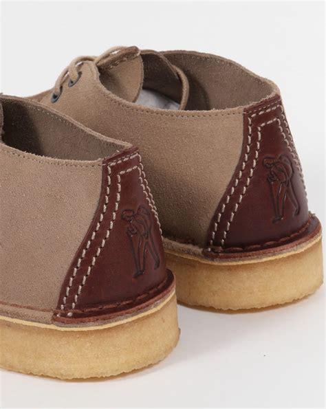 Original Clarks Preloved Shoes clarks originals desert trek suede shoes sand