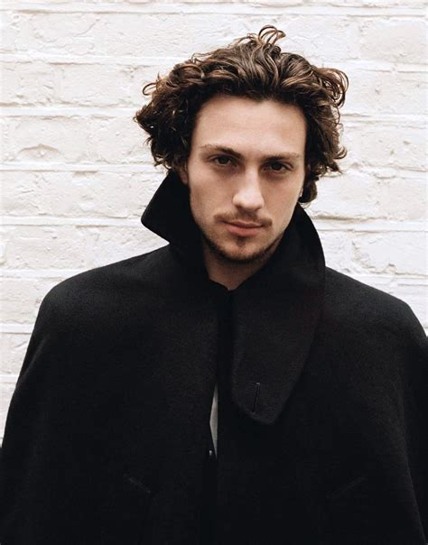 Room Boy by A Day In The Life Aaron Johnson Vogue