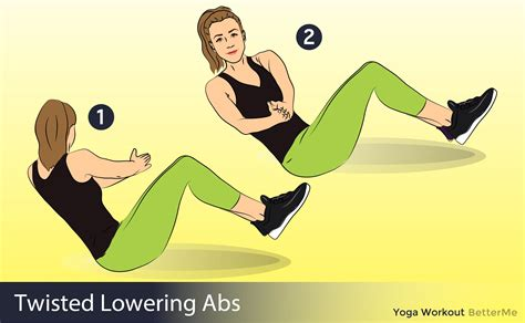 6 easy lower abdominal exercises for to do at home