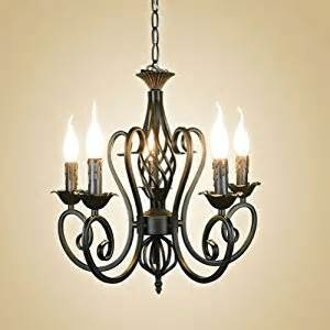black candelabra chandelier ecopower simplicity antique orb color wrought iron