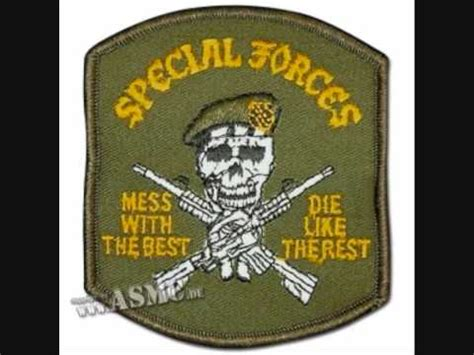 u.s. special forces the green berets youtube