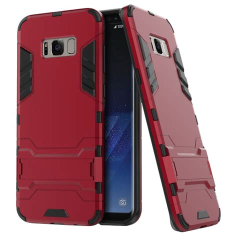 Gadgetpluss Hardcase Armor Prisma slim tough shockproof for samsung galaxy s8 plus