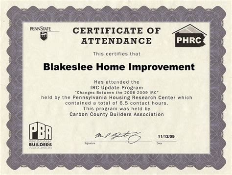 home improvement certification pictures to pin on