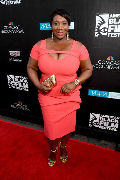 bevy smith in swimsuit stars flock to miami for abff opening night premiere