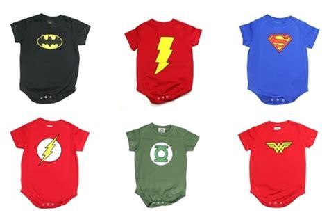 Superhero baby snapsuits neatorama