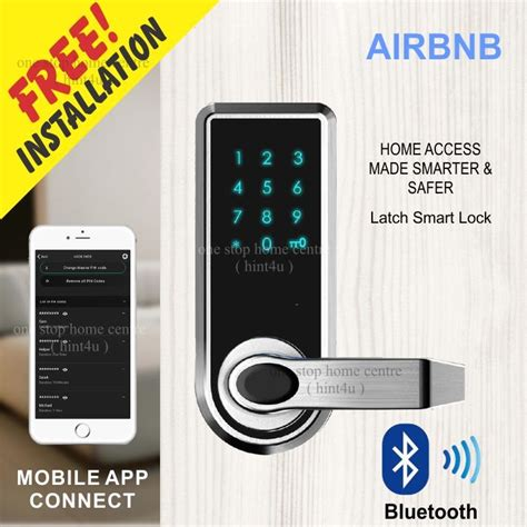 airbnb lock airbnb home stay bluetooth app smar end 11 15 2018 7 15 am