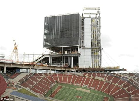 Worker Killed At New 49ers Stadium » Home Design 2017