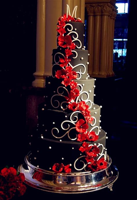 Wedding Themes Red Black And White | red wedding theme august 2013