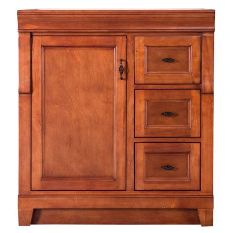 home depot bathroom vanities 30 inch foremost international naples 30 inch w vanity in warm