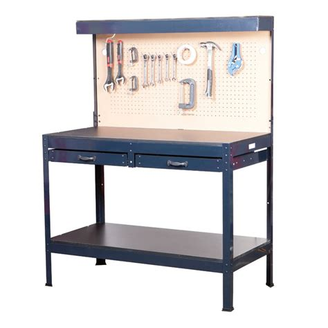 work bench lights multipurpose workbench with light