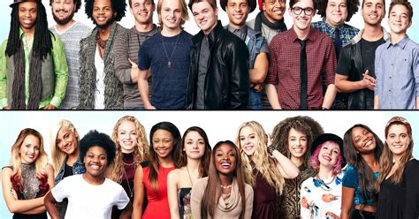 American Idol Contestant Pic by American Idol Top 12 Results Season 14 Finalists Revealed