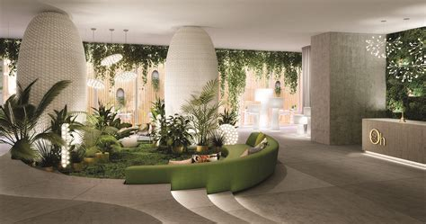 green interior design earth air and fire inspire deep green interior of ecuador