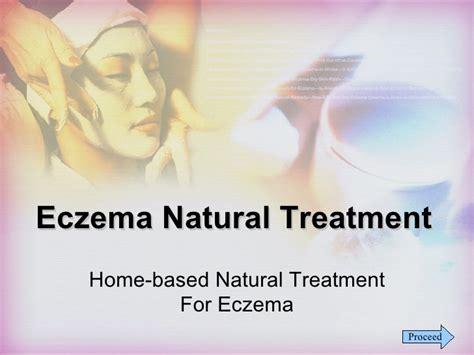 eczema treatment home based treatment