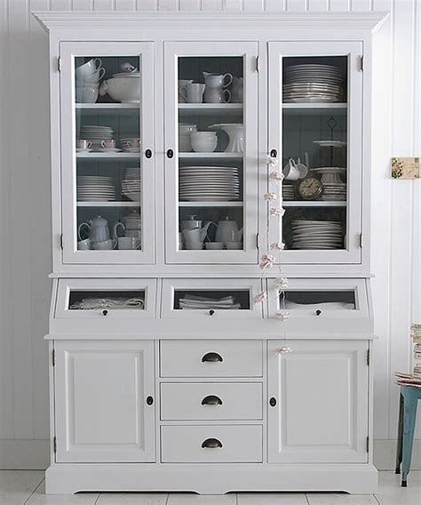 three door grocers kitchen dresser