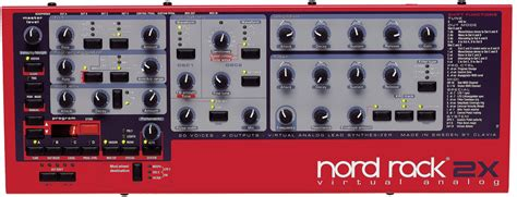 nord lead 2x nord keyboards