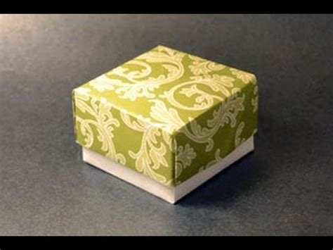 Cool Origami Boxes - origami masu box www origami