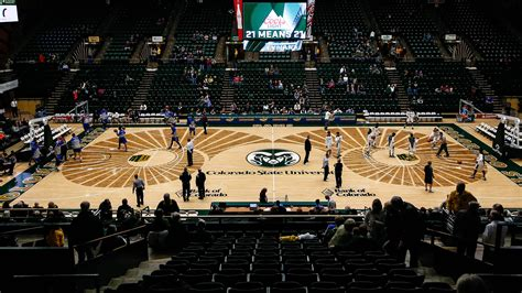 colorado rams basketball moby sadness csu s basketball attendance well below