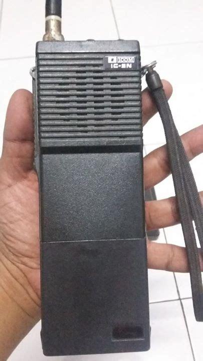 Baterai Eliminator Icom Ic V85 Charger Mobil Icom V85 dijual icom ic2n swaradio