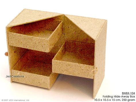 Folding A Paper Box - banana fiber boxes bnbx 104 folding condo box