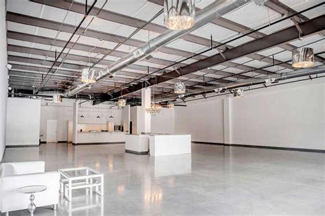 atlanta the loft the b loft modern wedding venue in atlanta ga