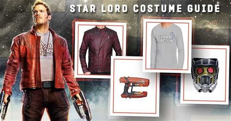 Jual Hoodie Galaxy by Lord Costume Guardians Of The Galaxy Quill Guide