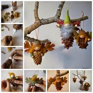 diy pinecone fairy ornaments handy diy