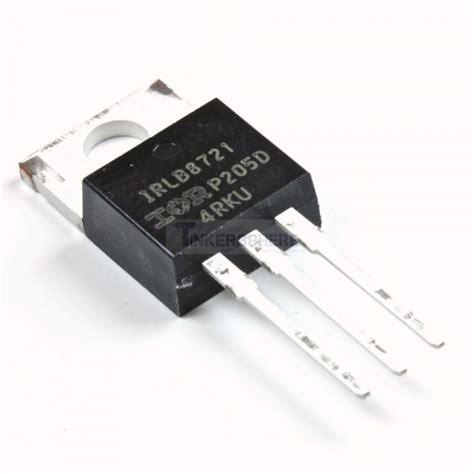 fet transistor list 1 75 n channel power mosfet 30v 60a tinkersphere