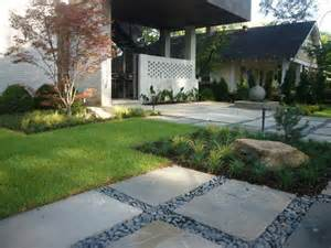modern landscaping ideas for backyard front yard landscaping ideas convert bland garden into