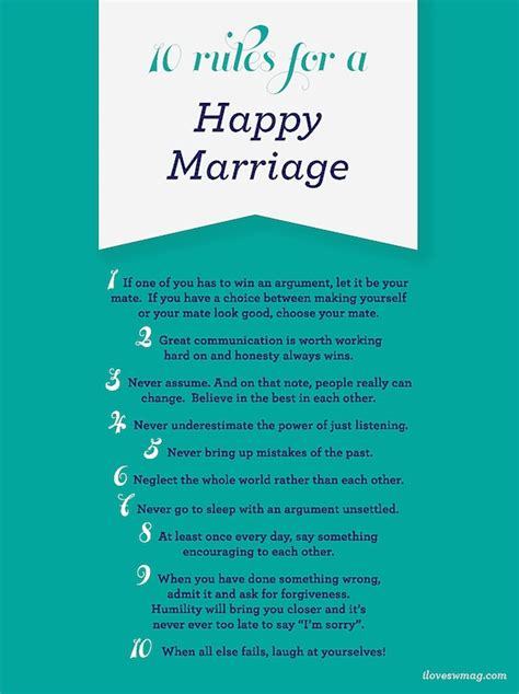 8 Tricks To A Great Marriage by It